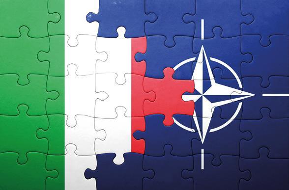 Collegamento a L'Italia e la NATO: un bilancio storico
