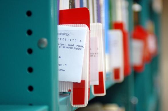 Collegamento a Servizi Bibliotecari