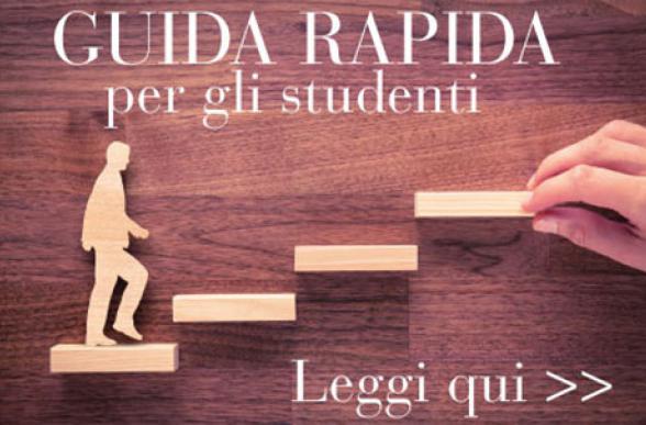 Collegamento a Guida Rapida per gli Studenti